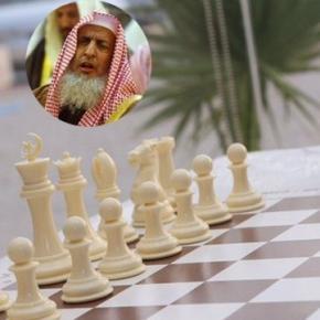 Un muftiu a interzis şahul cu un decret religios