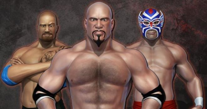 New Wrestling Game For Ps3 : Inside star wrestling regenesis on playstation