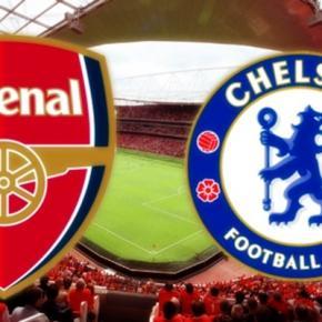 Arsenal e Chelsea jogam hoje no Emirates