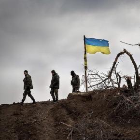 Ukraine soldiers in war (Flickr)