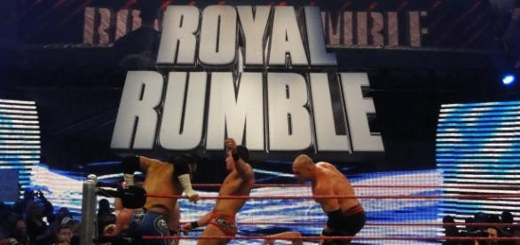 Royal Rumble match from 2010 (Wikipedia)