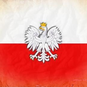 Herb i flaga Polski - symbole państwowe.