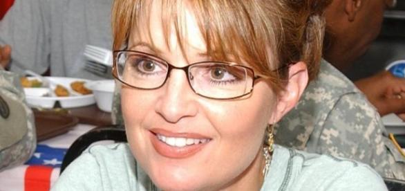 Former Alaska Gov. Sarah Palin (Wikipedia)