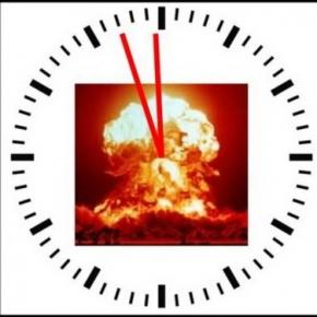 Doomsday Clock e aproape de Apocalipsa