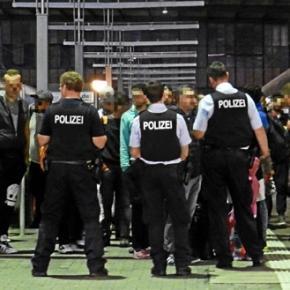 Scandal într-un centru de refugiaţi din Germania