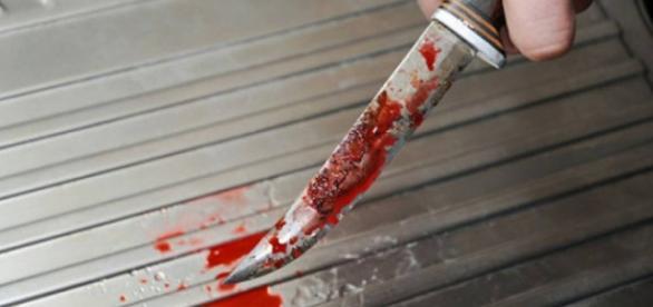 Femeia a fost ucisă cu un cuțit