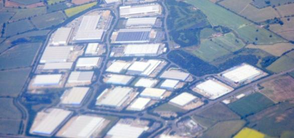 Magna Park Lutterworth facing expansion