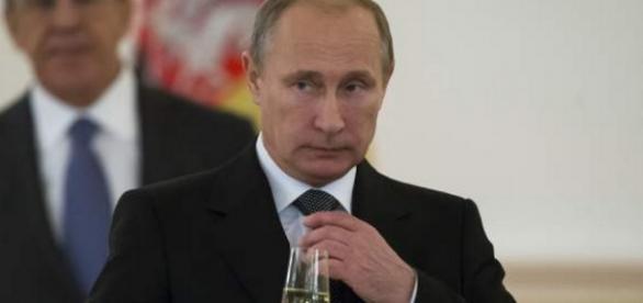 Vladimir Putin - presedintele Rusiei