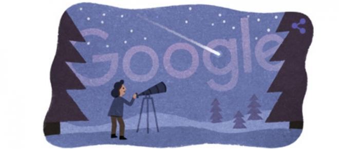 Beatrice Tinsley homenageada em Google Doodle