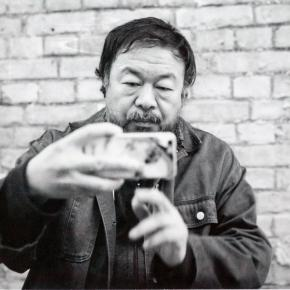 Ai Weiwei. Bild von A.Weidinger