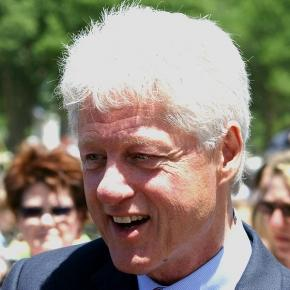 Former President Bill Clinton (Wikimedia)