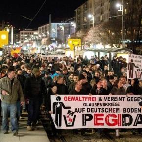 PEGIDA to zwykli europejscy patrioci (AFP)