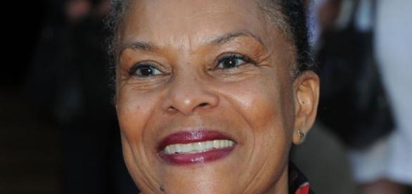 christine taubira ministre rend sa demission