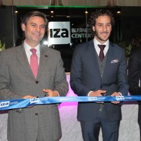 Inauguración de IZA Business Centers Punto Polanco