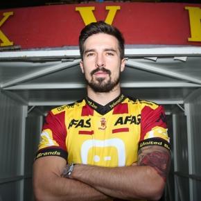 Vladimir Volkov występował ostatnio w KV Mechelen