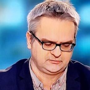 Wojciech Czuchnowski opuścił studio TVP Info.