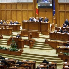 Camera Deputaţilor. Sursa: www.vivafm.ro