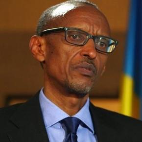 Rwandan President, Paul Kagame