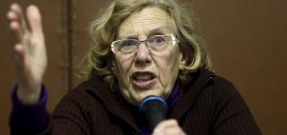 Burmistrz Manuela Carmena (elmundo.es)