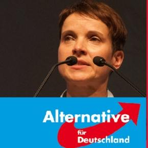 Frauke Petry, liderul Alternativei Pentru Germania