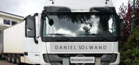 @ Bildrechte bei Daniel Schmahl: Rangierter Truck