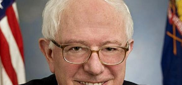 Senator and presidental candidate Bernie Sanders