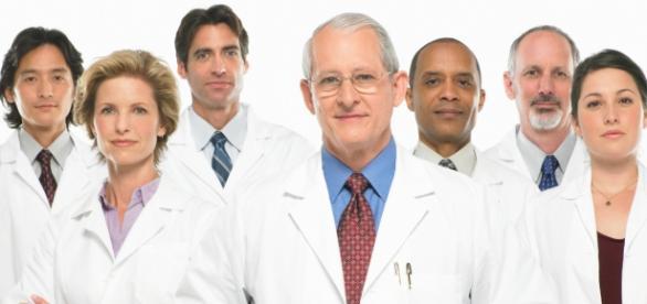 O curso de Medicina é muito procurado.