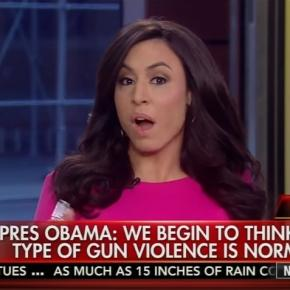 Andrea Tantaros questions Obama, via YouTube