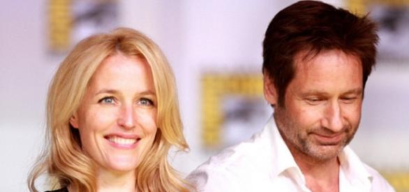 Anderson returns with Duchovny in 'The X-Files'