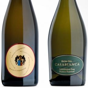 Prosecco and Franciacorta, Italian Sparkling Wines