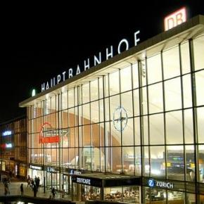 Cologne main station, scene of the worst violence