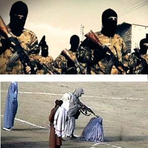 Un jihadist ISIS îşi execută propria mamă public