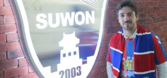 "Sisinio ""Sisi"" grał ostatnio w koreańskim Suwon FC"