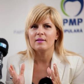 Elena Udrea a plătit 5 milioane de lei cauțiune