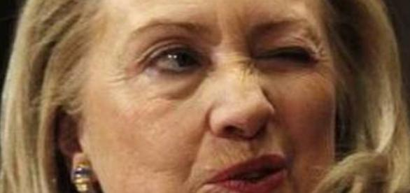 Hillary Clinton should embrace being a woman! Photo: Blasting News Library -Hillary Clinton Face Photos - ranker.com