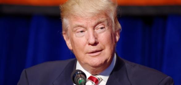 Donald Trump, candidat républicain à l'élection américaine