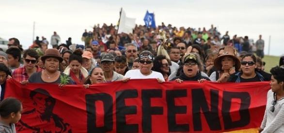 Judge's Order Halts Construction On Part Of North Dakota Pipeline ... - npr.org