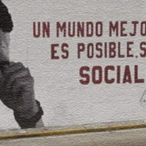 """Chavez: """"Eine bessere Welt ist möglich, wenn sie sozialistisch ist."""""""