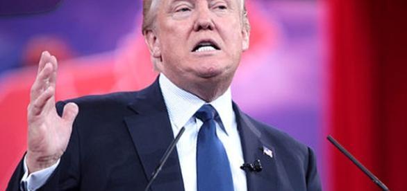 Donald Trump - 2015 noch sehr siegessicher