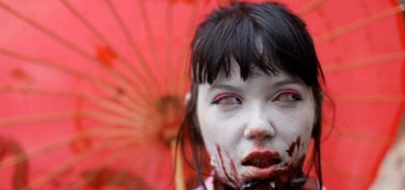 Halloween, faça você mesmo maquiagens e fantasias