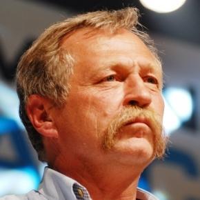 José Bové, leader écologiste et altermondialiste