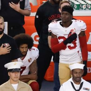 Colin Kaepernick protest: Sam Francisco 49ers reveals death ... - thesun.co.uk