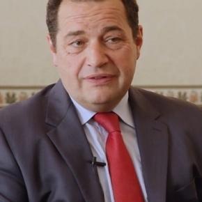 Jean-Frédéric Poisson, président du Parti chrétien démocrate