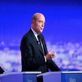 Tf1 Juppé... au centre des débats