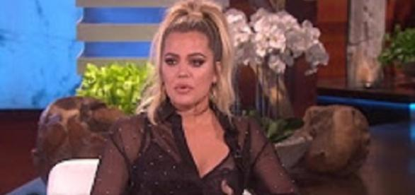 """Khloe Kardashian talks about Kim's experience in Paris"" Youtube channel EllenBests"
