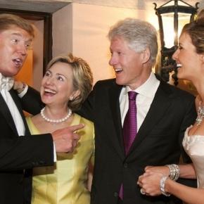 Donald Trump Accuses Bill Clinton of Rape, Hillary Says She Isn't ... - people.com