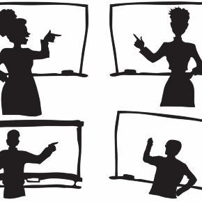 Reconheça a importância da classe de professores.
