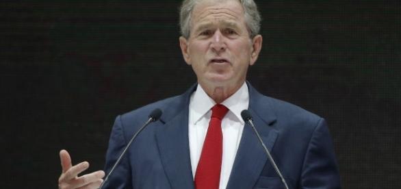 George W. Bush – The Fifth Column - kstreet607.com