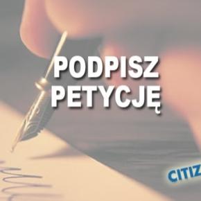Petycja o odebranie koncesji stacji telewizyjnej TVN.