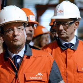 François Hollande se rendra lundi à Florange - Challenges.fr - challenges.fr